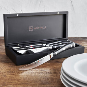 Wüsthof Classic Ikon Steak Knives, Set of 4