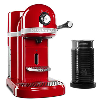 KitchenAid® Nespresso with Aeroccino 3 Bundle