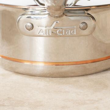 All-Clad Copper Core 10-Piece Set