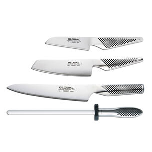 Global Masuta 5-Piece Knife Block