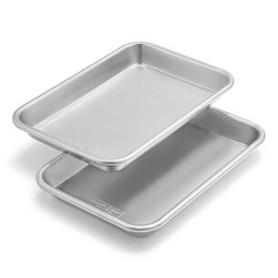 Nordic Ware Naturals ⅛ Sheet Pans, Set of 2