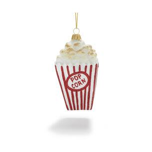 Popcorn Glass Ornament