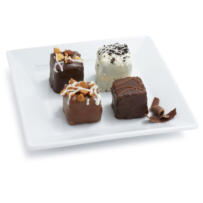 Chocolate Petit Fours, 60 Pieces