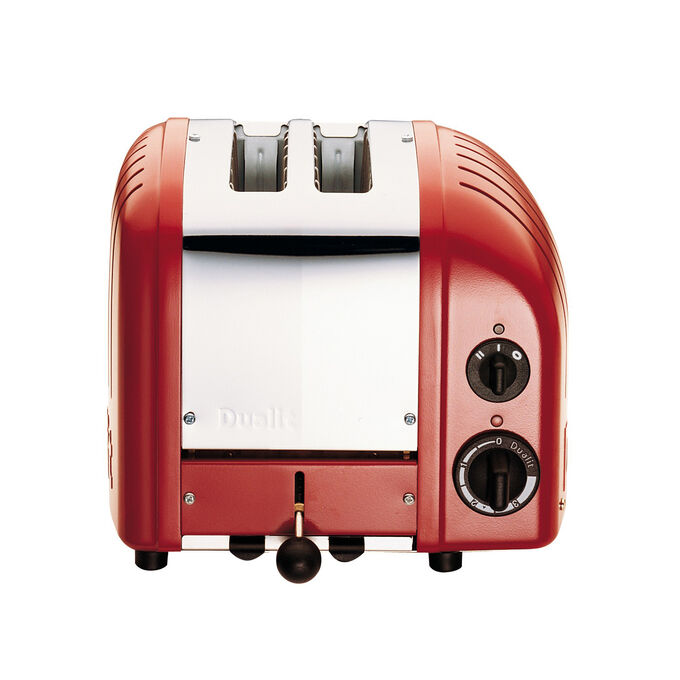 Dualit Red Two-Slice Toaster