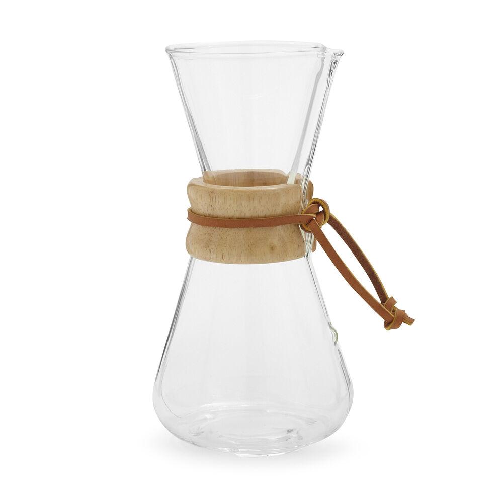 Chemex Classic Series Drip Coffee Glass Coffee Makers