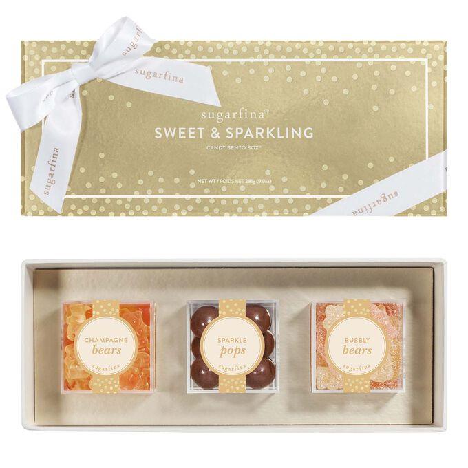 Sugarfina Sweet and Sparking Candy Bento Box