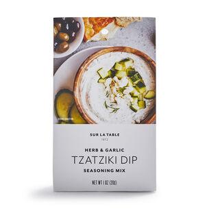 Herb & Garlic Tzatziki Dip Mix