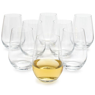 Schott Zwiesel Stemless Wine Glasses, Set of 8
