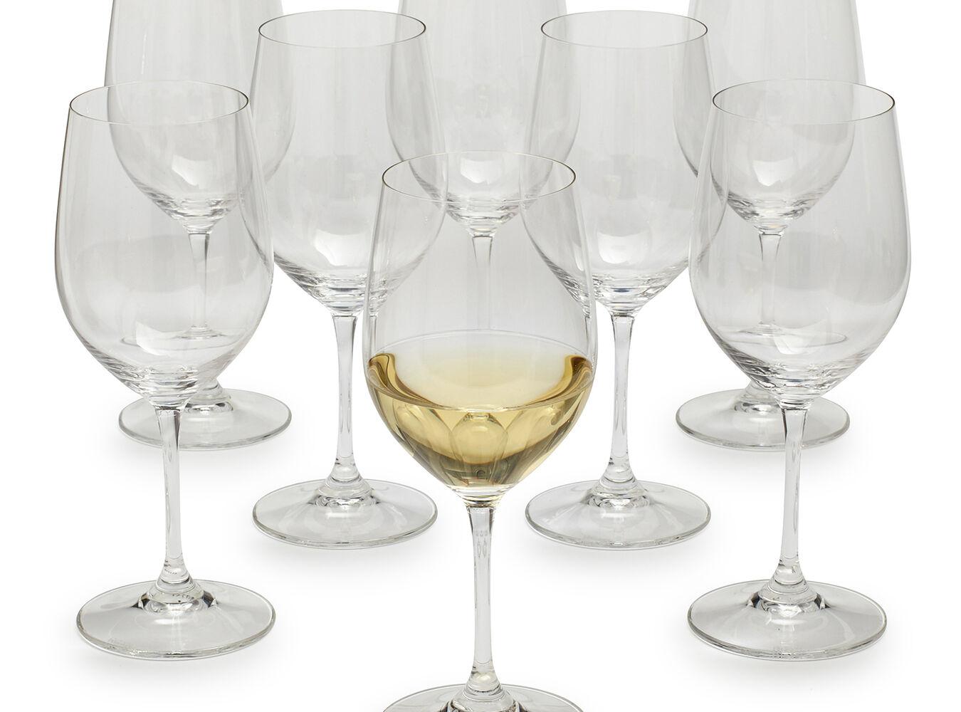 Riedel Vinum Chardonnay Wine Glasses, Set of 8   Sur La Table