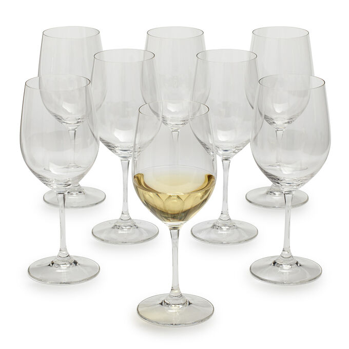 Riedel Vinum Chardonnay Wine Glasses, Set of 8