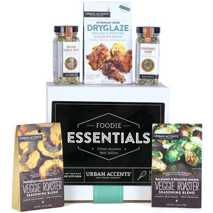 Foodie Essentials Seasoning Blends Gift Set
