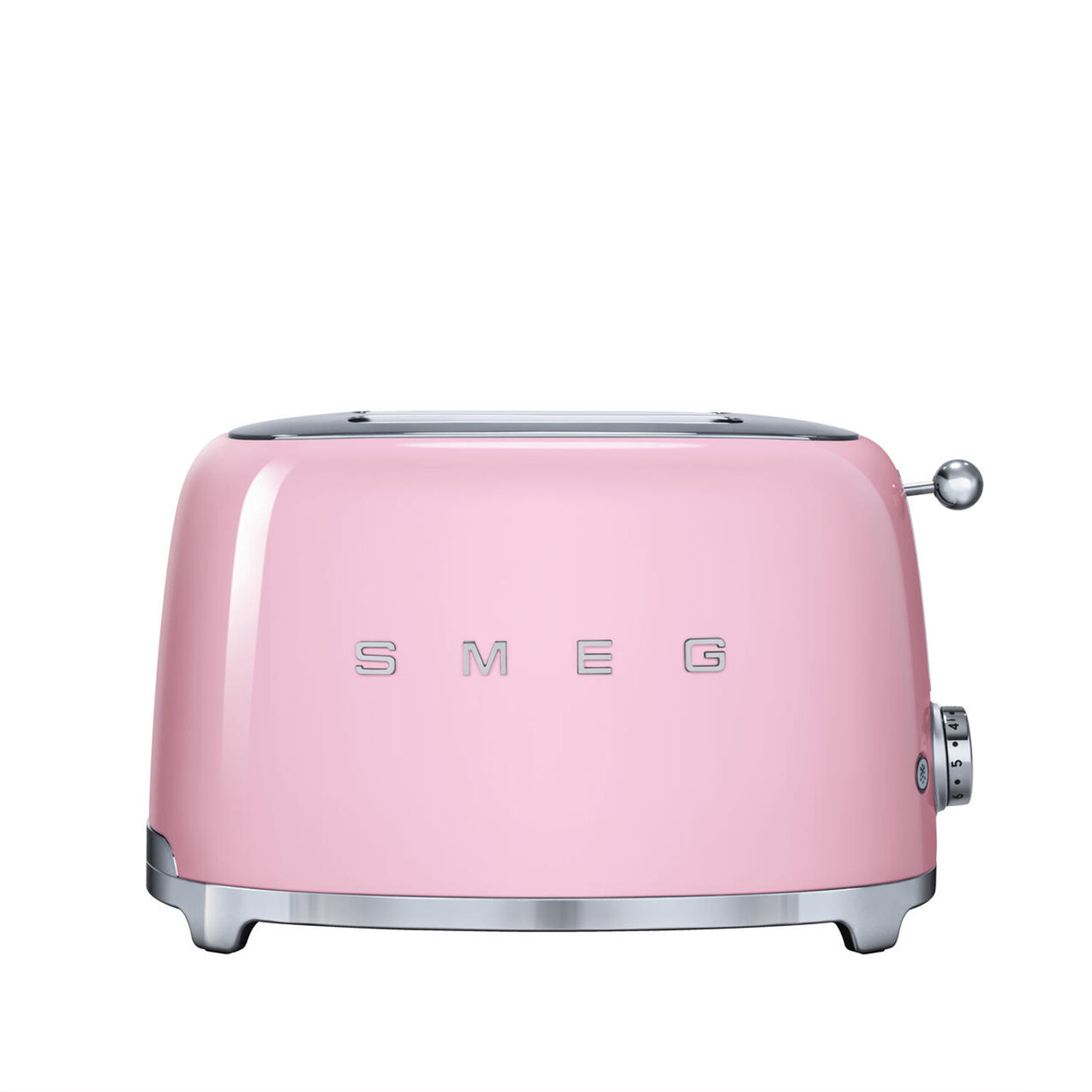 Smeg 50/'s Retro Style Kettle /& Toaster Set in Pink2 Year Warranty