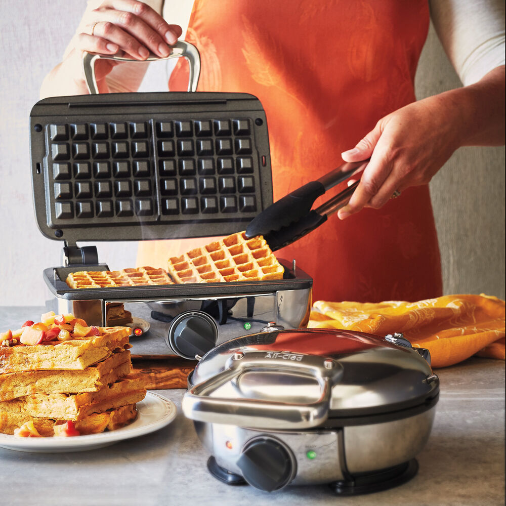 All-Clad 2-Square Belgian Waffle Maker