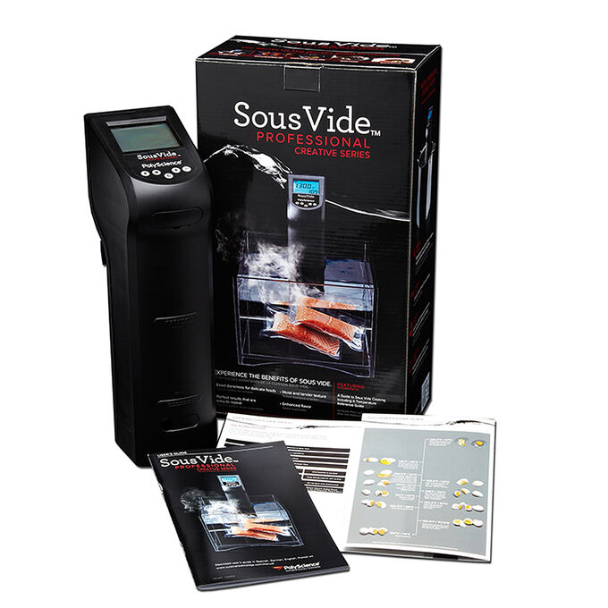 Sous Vide Professional Creative Series Immersion Circulator