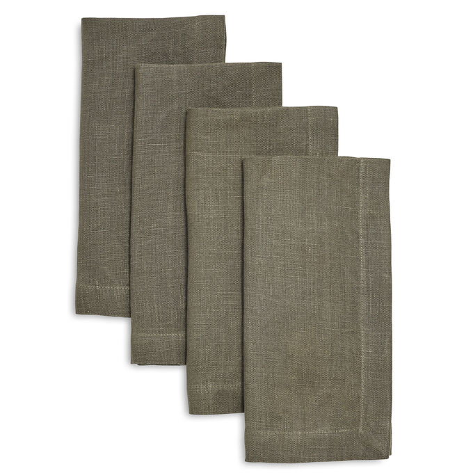 Linen Napkins, Set of 4
