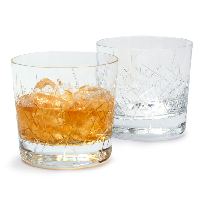 Zwiesel 1872 Glace Whiskey Glasses, Sets of 2