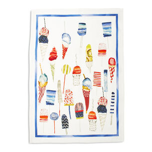 Ice Cream Kitchen Towel