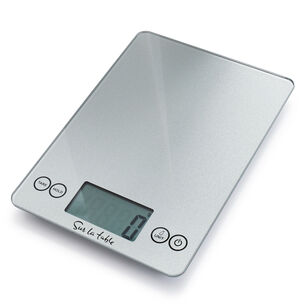 Sur La Table 15-lb. Digital Glass Scale