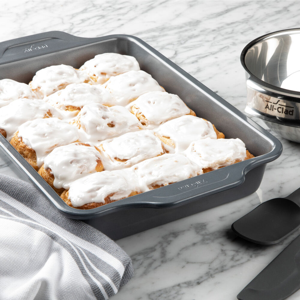 "All-Clad Pro-Release Rectangular Cake Pan, 9"" x 13"""
