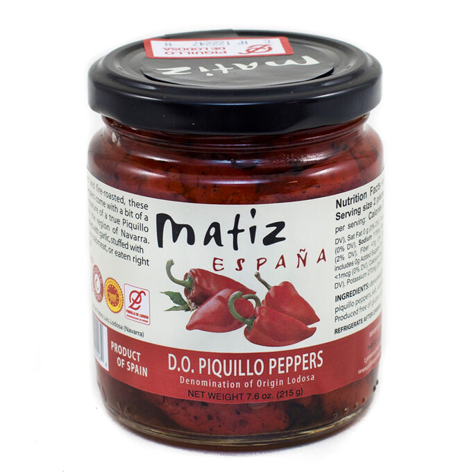 Organic Piquillo Peppers, 7.6 oz.