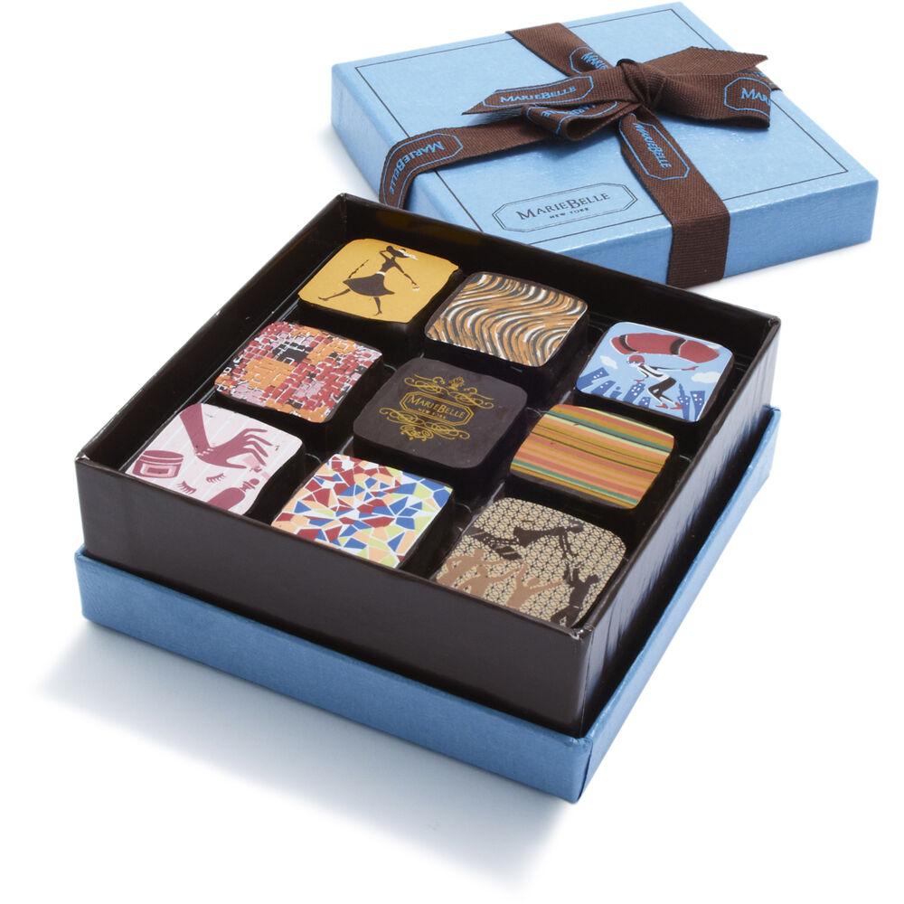 MarieBelle Chocolate Ganache Box