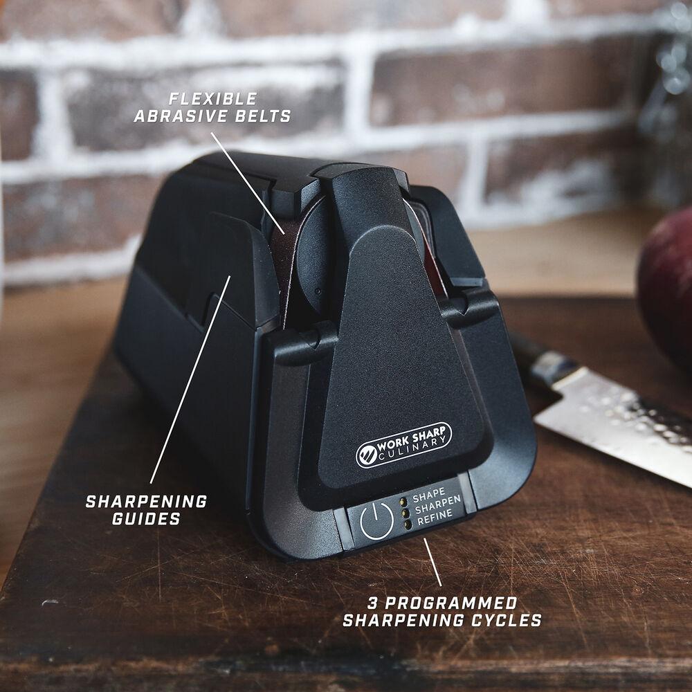 Work Sharp E5-NH Kitchen Knife Sharpener