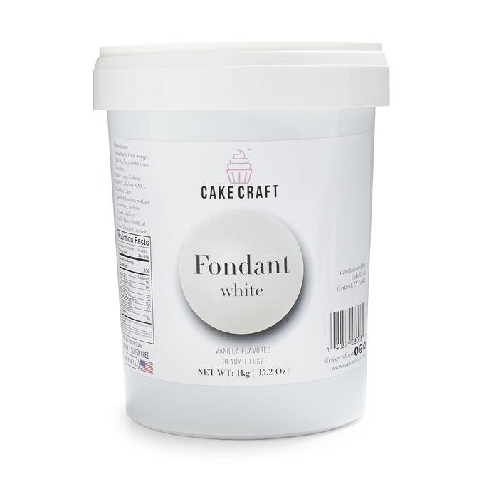 Cake Craft Fondant, 35.2 oz.