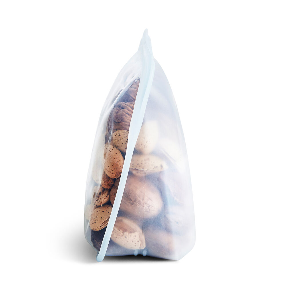 Stasher Reusable Stand-Up Bag