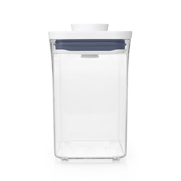 OXO Good Grips New POP Container, Rectangle Short, 1.7 qt.