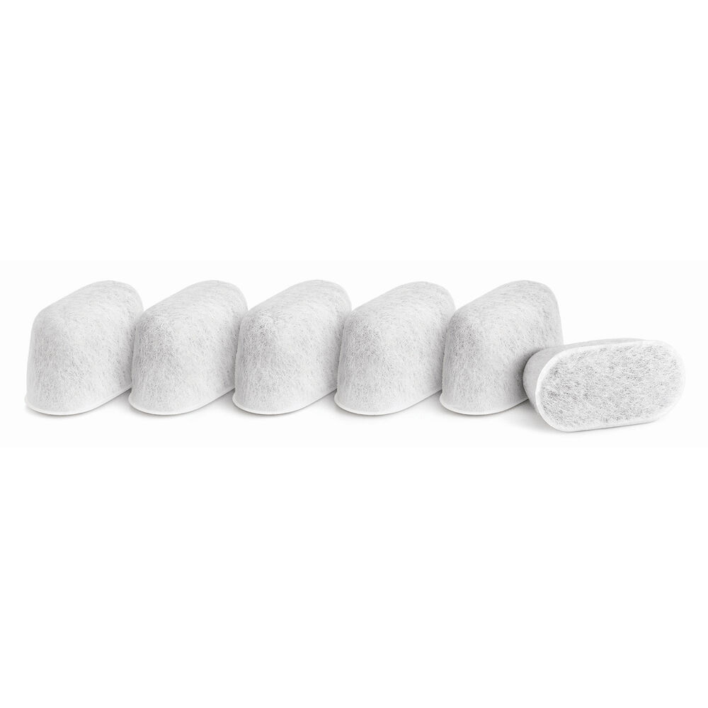 Breville Replacement Charcoal Filters, Pack of 6