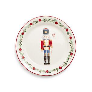 Nutcracker Salad Plate