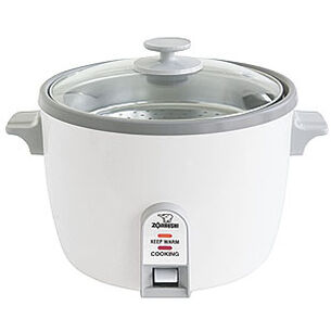 Zojirushi Nonstick Electric Rice Cooker, 6 cup