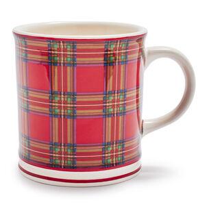 Holiday Tartan Mug