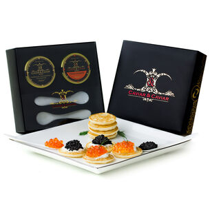 Caviar & Caviar American Caviar Gift Set