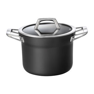 Zwilling Motion Hard-Anodized Aluminum Nonstick Soup Pot, 4 qt.