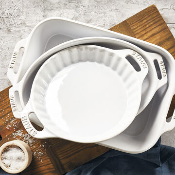 Staub Ceramic 3-Piece Stoneware Set