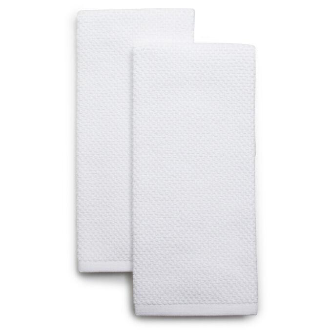 Organic Cotton Kitchen Towels 26 X 16