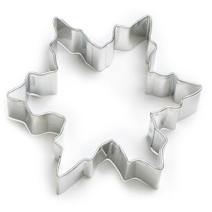 Snowflake Cookie Cutter, 3.38""