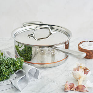 All-Clad Copper Core Saucepan