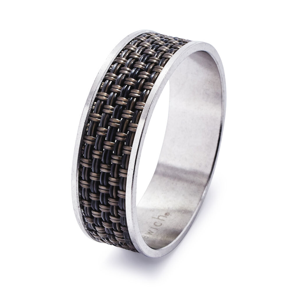 Chilewich Basketweave Napkin Ring