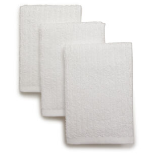 "Bar Mop Dishcloths, 12"" x 12"", Set of 3"