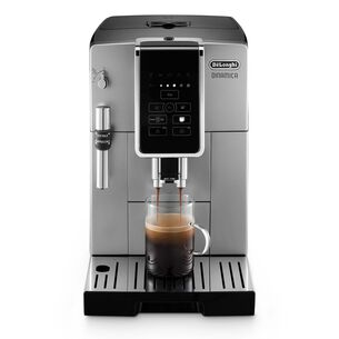 De'Longhi Dinamica ECAM35025SB TrueBrew Over Ice™ Fully Automatic Coffee and Espresso Machine, with Premium Adjustable Frother