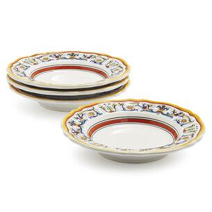 Nova Deruta Soup Bowls, Set of 4