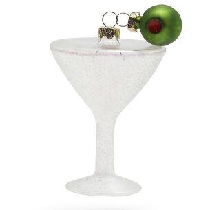 Martini Glass Ornament
