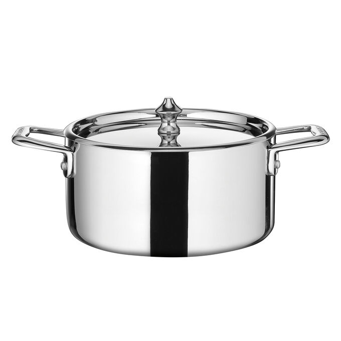 Scanpan Maitre d' Stainless Steel Mini Dutch Oven