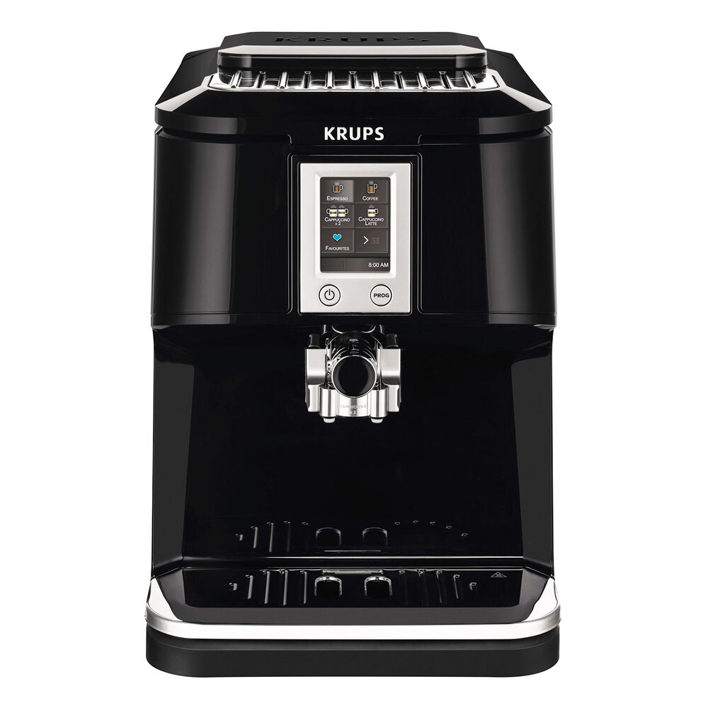 Krups 2-in-1 Touch Cappuccino Fully Automatic Espresso Machine