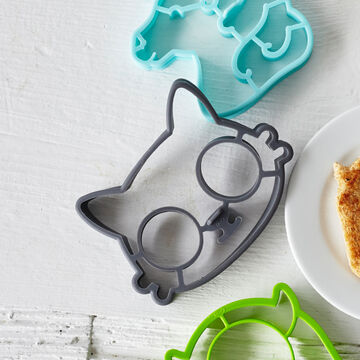 Fred Funny Side Up Cat Egg Mold
