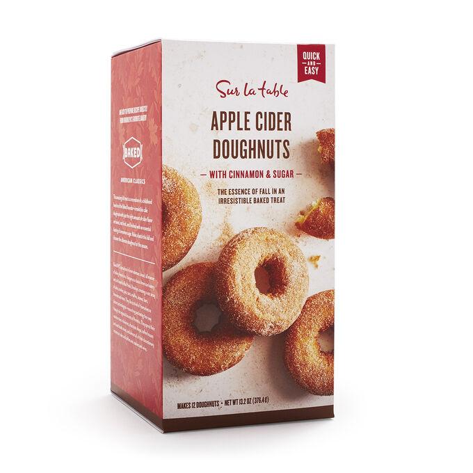 Sur La Table Apple Cider Doughnuts with Cinnamon & Sugar