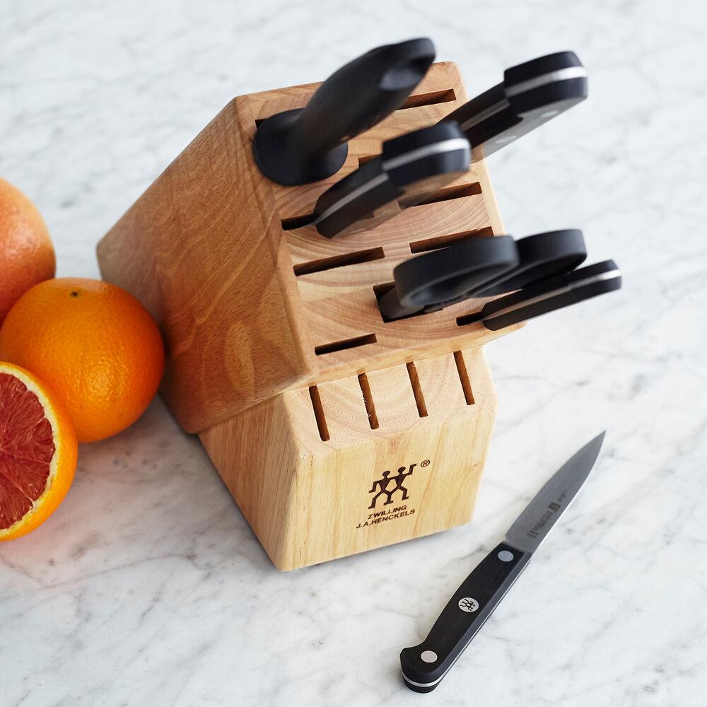 Zwilling J.A. Henckels 7-Piece Gourmet Knife Block