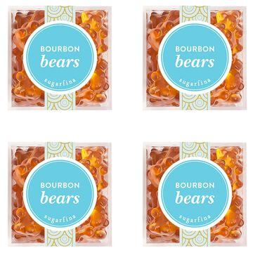 Sugarfina Bourbon Bears, Set of 4